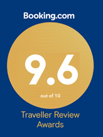Traveller Review 9.6 Booking.com
